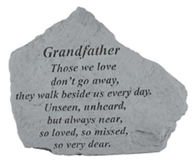 Kay Berry 15320 GRANDFATHER Those we love don t go away… Review