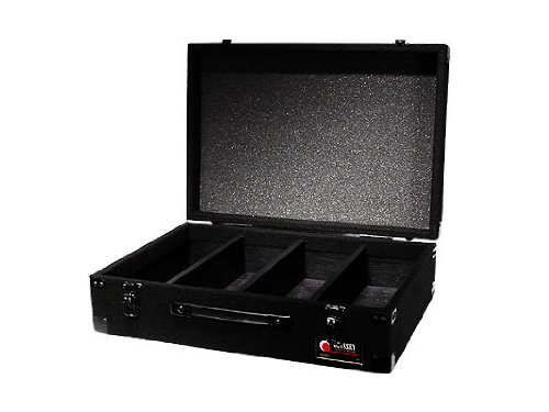 (Odyssey CCD450E Carpeted Cd Case With Surface Mount Hardware For 450 View Packs Or 150 Jewel Cases )