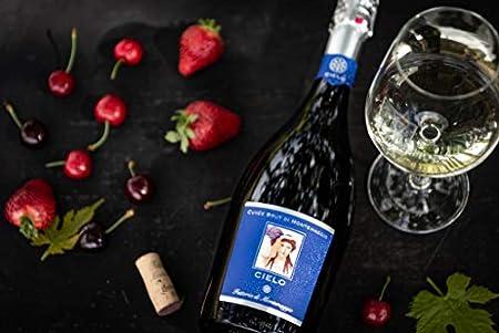 Il Cielo di Montemaggio - Cuvee Brut (100% Chardonnay) - Vino Espumoso Orgánico Fino Blanco Ecológico de Italia - Extra Seco - IGT Toscana - Fattoria di Montemaggio - 0.75L (1)