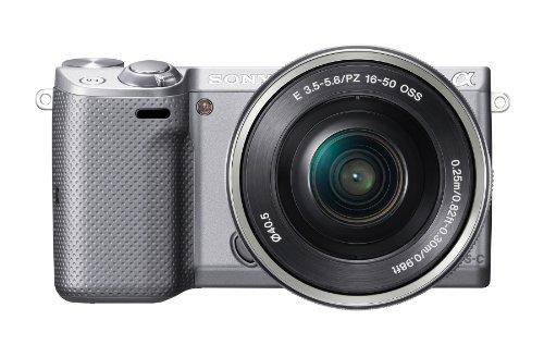 (Sony NEX-5TL/S Mirrorless Digital Camera with 16-50mm Power Zoom Lens)
