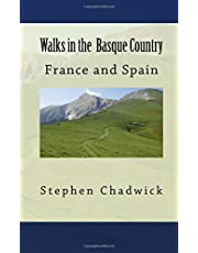 Walks in the Basque Country: France and Spain - a hiking guide