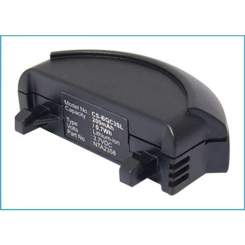 Smavco Bundle 40229, NTA2358 Battery for Bose QC3, 40228,...
