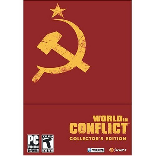 World in Conflict Collectors Edition - PC