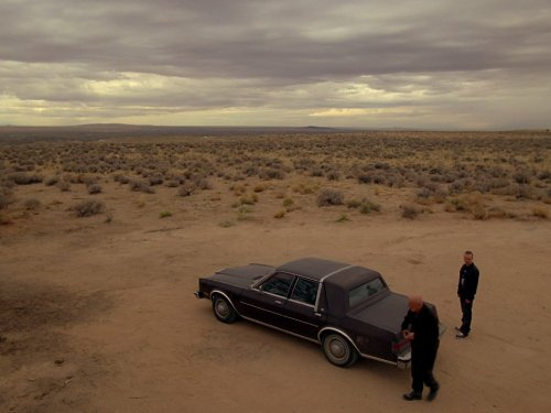 Shotgun (Breaking Bad Season 4 And 5)