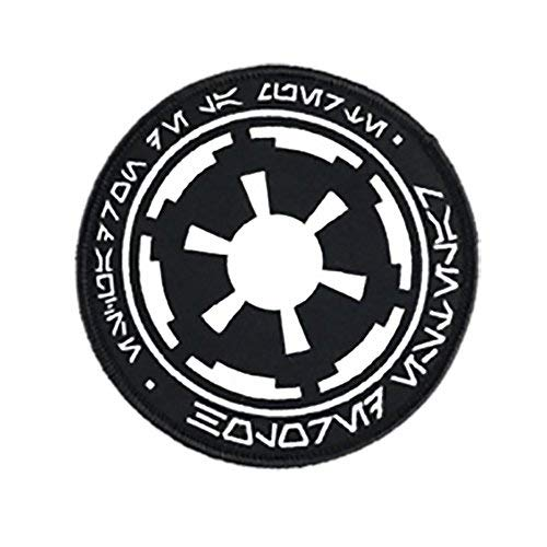 Imperial Seal PVC Tactical Morale Patch - Perfect Hook Backed Patches to Add on to Uniforms, Jackets, Backpacks - by Patch Panel]()