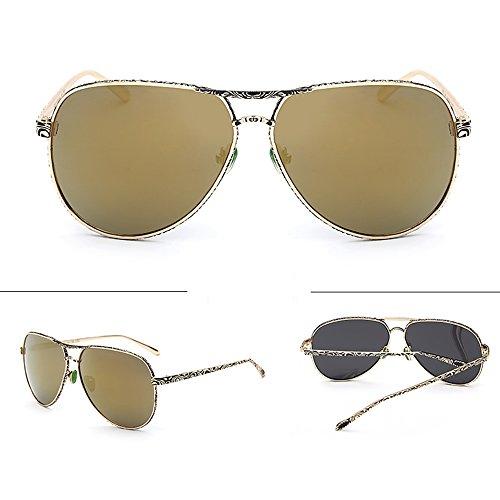 voyage A polarisées de d'amoureux plein de soleil en ZHIRONG protection lunettes contre Lunettes A Couleur air solaire lunettes UV les conduite twq1qPR