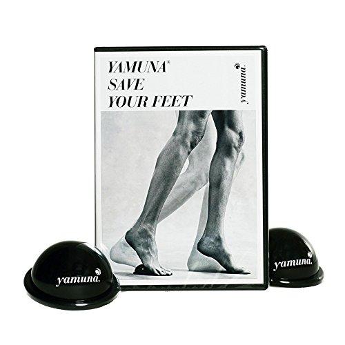 Yamuna YBR-Savers Body Rolling Foot Savers Kit, - Body Saver