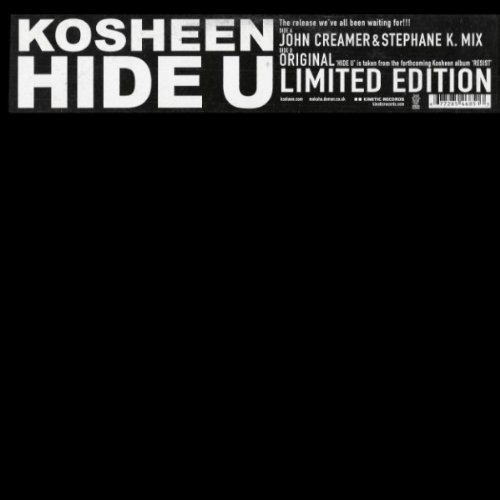 Deluxe Creamer - Hide U Limited Edition Remixes [Import - UK]