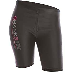 Sharkskin Womens Chillproof Wetsuit Shorts