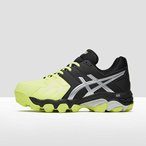 Asics Gel-Sortheath 6 Hockey Sko - Ss17 Sort LxNsqUXLA