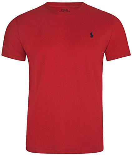 Ralph Lauren Classic-Fit T-Shirt - RL2000 Red