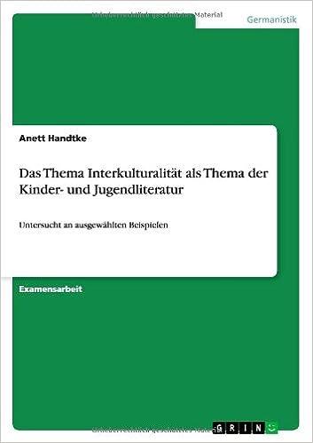 Book Das Thema Interkulturalität als Thema der Kinder- und Jugendliteratur