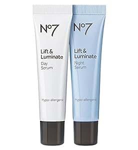 7 lift and luminate serum