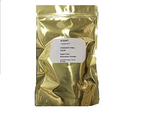 1 LB - Eckart German Blackhead 5413 Super H Aluminum Powder, 3 Micron