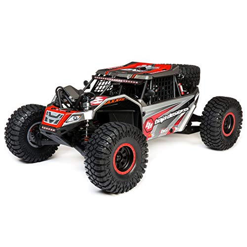 (Team Losi 1/6 Super Rock Rey 4WD Brushless Rock Racer RTR with AVC, Baja)