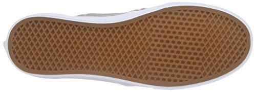 white Gris Basses Stripe Camden Femme Vans Dove canvas Baskets wild 41Tnq