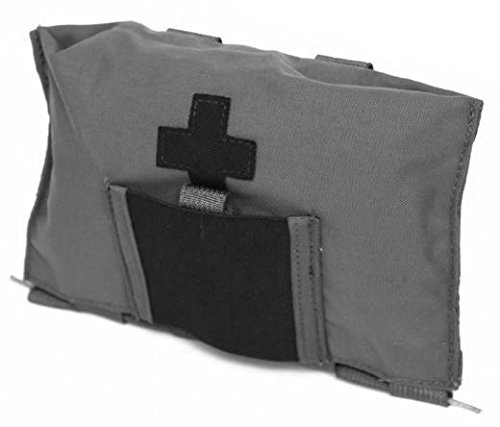 LBX TACTICAL Med Kit Blow-Out Pouch Wolf Grey (Micro Bridge)