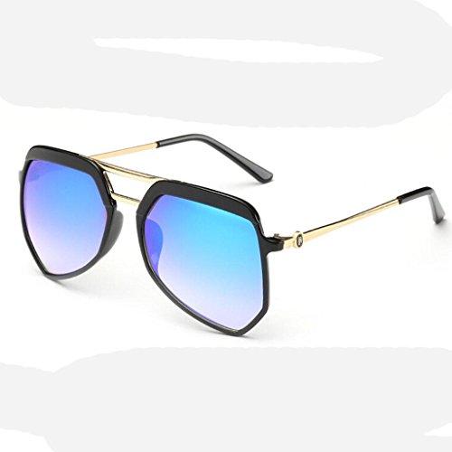 ZHANG Ms. occhiali da sole luminoso yurt conducente viaggio occhiali da sole a specchio di guida spiaggia montagne, 7