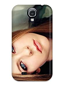 Protection Case For Galaxy S4 / Case Cover For Galaxy(avril Lavigne Music People Music)