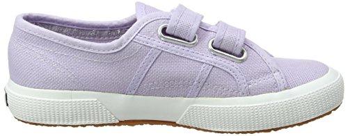 Superga2750 Jvel Classic, Zapatillas Unisex Infantil Purple (violet Lilac)