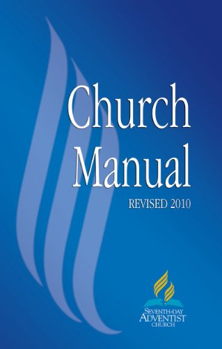 Church Manual Revised 2010 (Inter American Division Of Seventh Day Adventist)