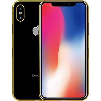 e15e994388208 Apple iPhone X Gold Plated 24K - 64GB
