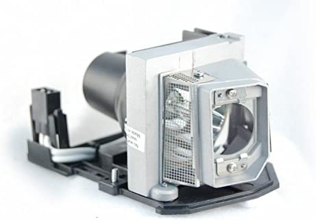DVD100 Optoma Projector Lamp Replacement Projector Lamp Assembly with Genuine Original Phoenix Bulb Inside.