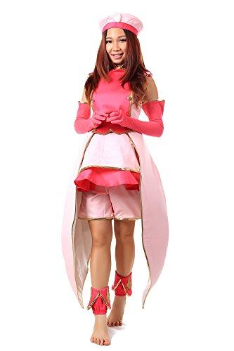 [WS_COS Cardcaptor Sakura Kinomoto Sakura Outfit Beetle Version 2nd Set 2XS] (Beetle Wings Costume)