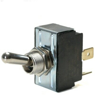 Amazon.com: Off / On / Momentary On For Ignition Start 20 Amp Toggle ...