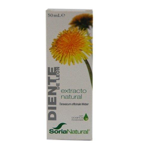 Soria Natural Extracto Diente Leon Glicolico - 50 mililit
