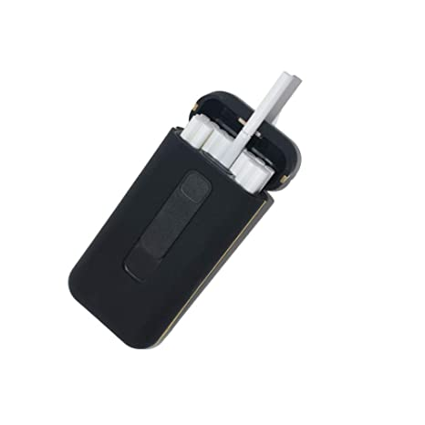 Amazon.com: KAKAKA - Caja de aluminio para cigarrillos finos ...