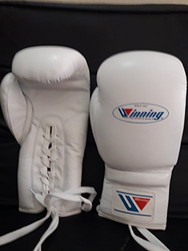 WINNEN BOKSHANDSCHOENEN professional wininng cow hide leather boxing gloves in 8/oz to 16/oz Grant Rays mayu Thai kick boxing