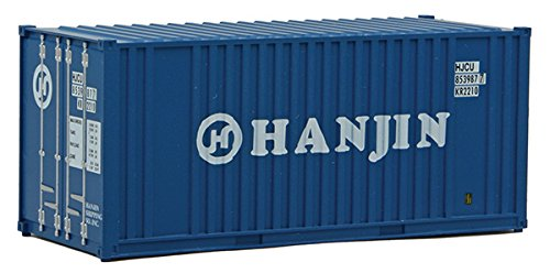 walthers-inc-assembled-hanjin-corrugated-container-20-blue-white