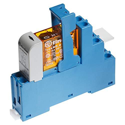 120V AC Coil Finder 48.61.8.120.0060-10PK Interface Relay 16A SPDT