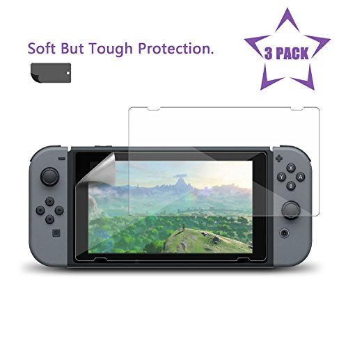 Nintendo Switch Protector Jelly Comb