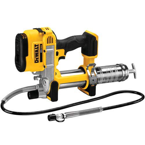 DEWALT DCGG571B 20-volt MAX Lithium Ion Grease Gun (Tool Only)