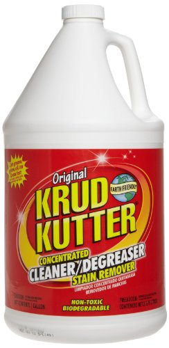 krud-kutter-kk012-clear-original-concentrated-cleaner-degreaser-stain-remover-with-no-odor-1-gallon