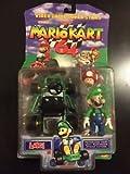 Nintendo Video Game Super Stars Mario Kart 64 Action Figure - Luigi