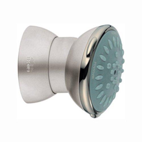 Grohe 28 528 AV0 Movario Massage Body Spray, Infinity Satin Nickel - Grohe Satin Nickels