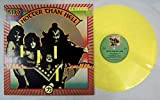 Kiss, Hotter than Hell LP 1974 Japan Yellow Vinyl Mercury PHJR 20003