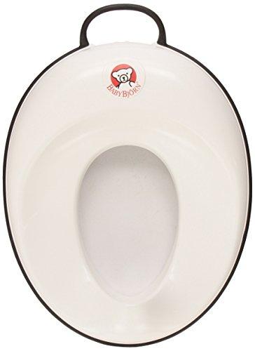 Babyjorn Toilet Trainer, White/Black