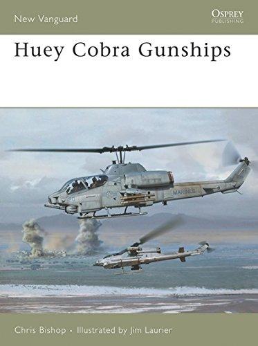Cobra Helicopter Gunship (Huey Cobra Gunships (New Vanguard))
