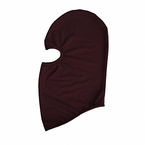 Ski Free Monster (Maoko Kids Thin Hood Balaclava,Ski Face Mask Balaclava for Child (20 Colors))