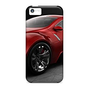 CqysaEx949fPWNi Tpu Case Skin Protector For Iphone 5c Audi R Zero Concept Car With Nice Appearance