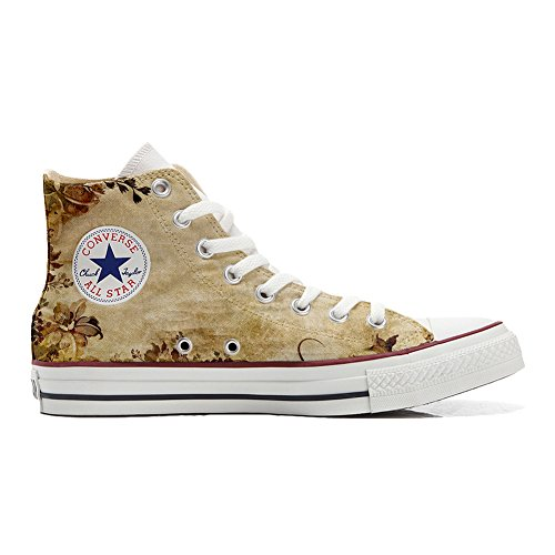 Converse All Star zapatos personalizados (Producto Handmade) Old Texture