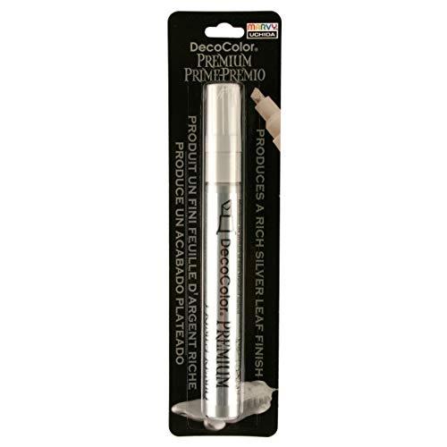Uchida of America 350-CGLD DecoColor Premium 3 Way Chisel Point Pen, Gold