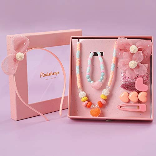 Depesche 11277 Snap Bracelet Princess Mimi Plush Clip Folding Bracelet as Cute Wrist Accessory Assorted Item