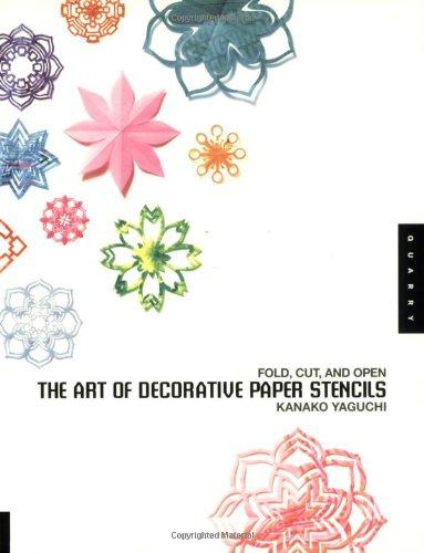 Art of Decorative Paper Stencils PDF