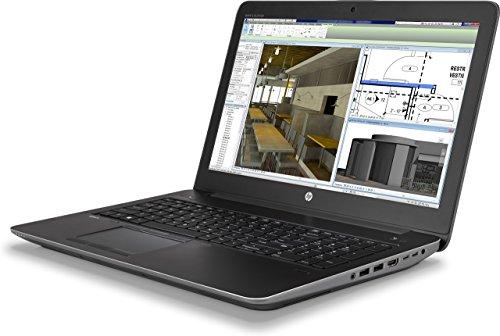 HP 2HU34UT#ABA Zbook 15 G4 Workstation 15.6