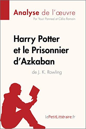 Harry Potter et le Prisonnier d'Azkaban de J. K. Rowling